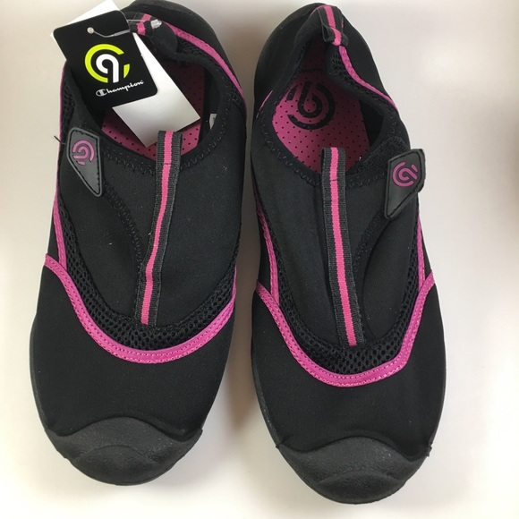 e0aa7f606 C9 Champion Lucille Water Shoes Black  Pink L9-10